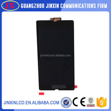 guangzhou lcd touch screen For Sony Xperia Z L36h original new Lcd