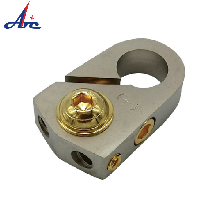 A1 Install Gear 2*8 Gauge Cable Terminal Clamps Marine Accessories Automotive Parts Custom Battery Terminal Clip