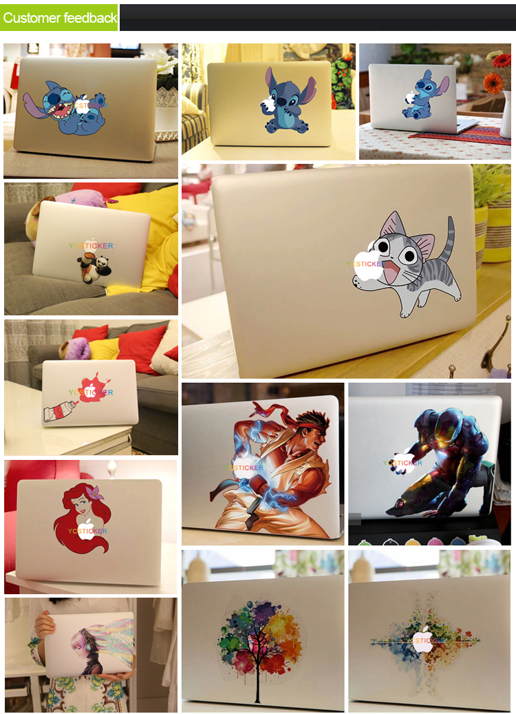 Wholesale Hotsell Designs Catalogue for MacBook Stickers Skins
