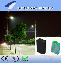 LiFePO4 battery 24V 100Ah for solar lamp