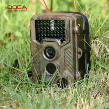 WeatherProof 42pcs IR LEDs Night Vision 1080P HD PIR Scouting Live Trail Hunting Camera