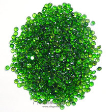 Wholesale Loose Gemstone Natural Chrome Diopside for Jewelry Making
