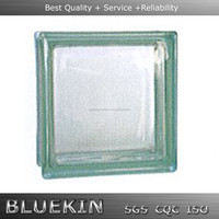 China supplier small glass block clear