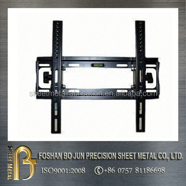 Customized metal TV bracket manufacture tv wall mount with dvd bracket
