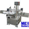 MICmachinery new design pet bottle labeling machine double side labeling machine labeling machine for bottles with ce