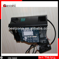 coin acceptor with pc control