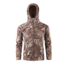 Commander outdoor Hunting Waterproof Jacket Softshell with Fleece