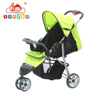 Classic Deluxe Easy Folding 3 Wheels Baby Jogger