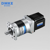 Customized 24v 36v 48v brushless dc motor , planetary geared bldc motor without fan