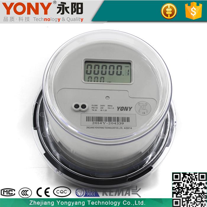 Single Phase Electric Meter : Single phase digital electric meter buy