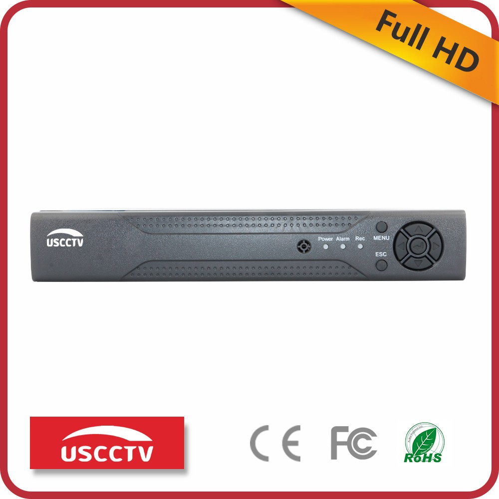 Short time delivery h.265 dvr client 4ch cctv ahd dvr kit h 264 dvr software