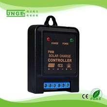 1A 12V pwm solar controller JC series small size solar street lamp charge controller with 12V1A, IP22 Protection grade