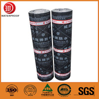 APP Modified Bitumen Waterproofing Roll Roofing Use