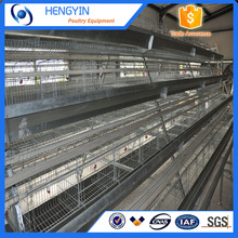 Newest big capacity 4 tiers 120 birds A type chicken layer cage