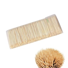 Wholesale High Quality China Toothpick Factory Direct Supply Bamboo Wooden Dental Picks Toothpick