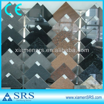 China natural flooring granite tile