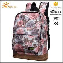 Fashion Wholesale Custom Printed Promotion 2014 waterproof nylon 3 way backpack
