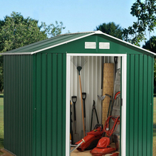 Factory direct sale garden storage house,High Quality metal sheds storage outdoor,Hot Sale garden room