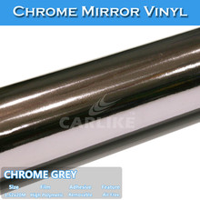 5 X65 FT PVC Material Self Adhesive Car Wrap Chrome Accessories For Cars