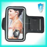 neoprene running sport armband for samsung galaxy s4