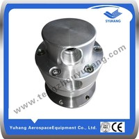 rotary joints for rubber plastic