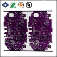 high frequency printed circuits thin layer Power chokes lcd tv motherboard factory