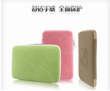 cheap Various size leather case/leasther case with keyboard for tablet pc