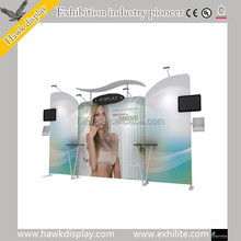 Modular wall system for exhibition booth display(3D-500A)