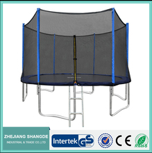 12ft closeout trampoline tent used for jumpsport fitness trampoline