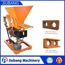 Low Investment High Profit Small manual clay brick making machine/unfire brick making machine with best promotion price