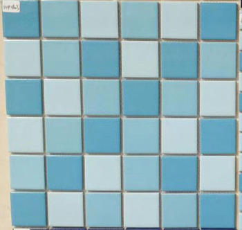Hot selling china mosaic tiles glass mosaic pool