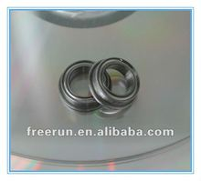 High Performance flanged ball bearing 5/8