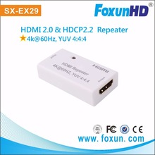 SX-EX29 HDCP 2.2 Mini HDMI Repeater Support 4k*2k 25m to 50m