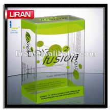 Plastic Box Simple Style for Nice Packaging clear pvc box