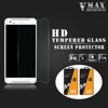 2016 New Smart Phone accessories for HTC One X9 tempered glass screen protector / 0.26mm+2.5D 9H