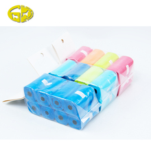 Folding collapsible popular plastic pet waste bags wholesale