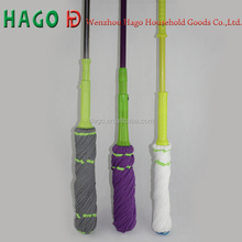 industrial cleaning microfiber flat mop