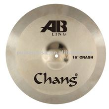 "Percussion Cheap Cymbal AB Ling Bronze 14"" Hi-hat Drum Cymbal"