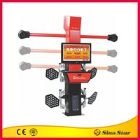 3D Wheel Aligner/car repair equipment 3d wheel aligner(SS-3D-3)