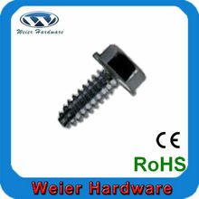 Hex Washer Head Thread Forming Screws Type F