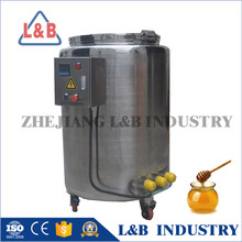 Movable 316 Oil 200l Stainless Steel Drum/Barrel