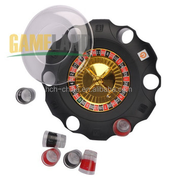 electronic roulette wheels