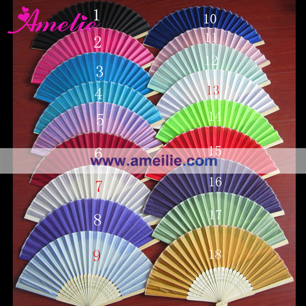 Recuerdos de boda Wedding Favors Bomboniere Matrimonio Personalized Printed Logo Wedding Hand Craft Fans