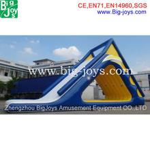 Sale cheap water park mini inflatable water slides for children and adults