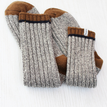 Free Sample Long-barreled Knitting Warm Socks