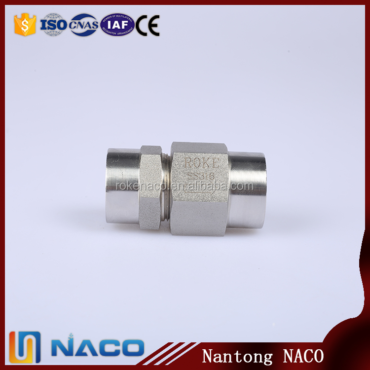 Gs6010 Brass One Way Female Threaded Swing Water Check Valve