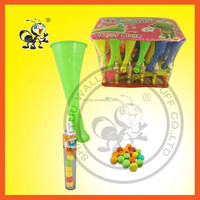 popular Sweet Candy with Interest Toy Trumpet
