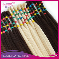 Blonde Color 100% Unprocessed Virgin Human Remy Eurasian Hair Bulk