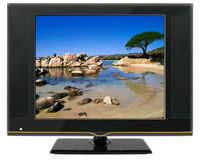 17 inch colorful lcd screen ckd/skd tv kits