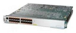 7600-ES+20G3C modules 100% Original Cisco 7600 Router module